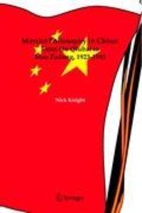 Marxist Philosophy in China : From Qu Qiubai to Mao Zedong, 1923