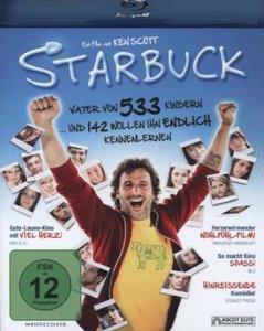 Starbuck-Blu-ray Disc