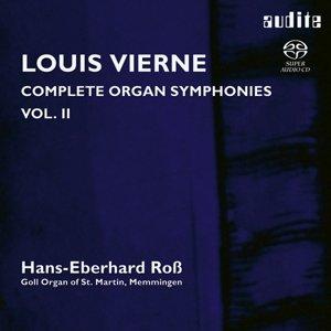 Complete Organ Symphonies Vol.2