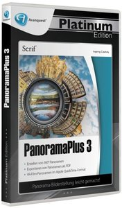 Serif PanoramaPlus 3 - Avanquest Platinum Edition