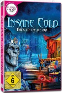 Purple Hills: Insane Cold - Zurück in die Eiszeit (Wimmelbild)