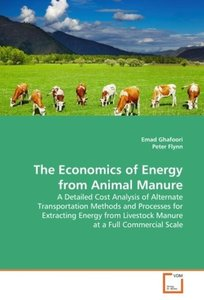 The Economics of Energy from Animal Manure