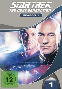 STAR TREK: The Next Generation - Season 1 (7 Discs, Multibox)