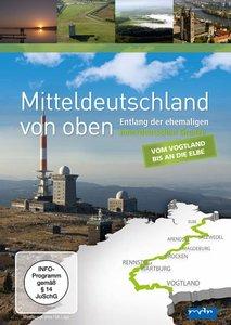 Mitteldeutschland von oben - Entlang der ehemaligen innderdeutsc