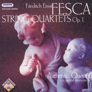 Streichquartette op.1