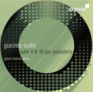 Giacinto Scelsi-Suite 9 & 10 per pianoforte