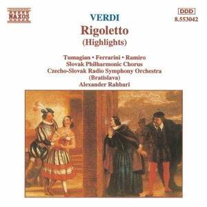 Rigoletto (Höhepunkte)