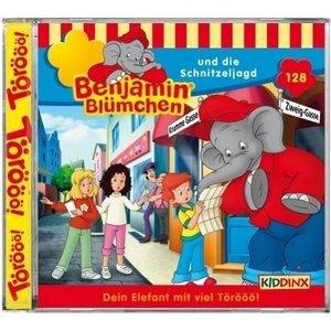 Benjamin Blümchen 128 ... und die Schnitzeljagd