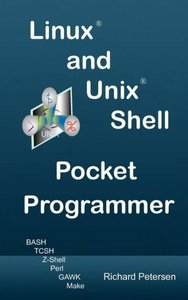 Linux and Unix Shell Pocket Programmer