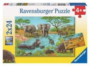 Ravensburger 08891 - In der Wildnis, Puzzle