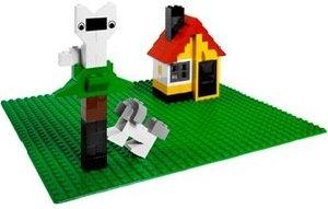 LEGO® Steine & Co. 626 - Bauplatte Rasen