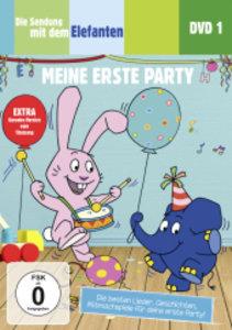 Die Sendung mit dem Elefanten DVD 1