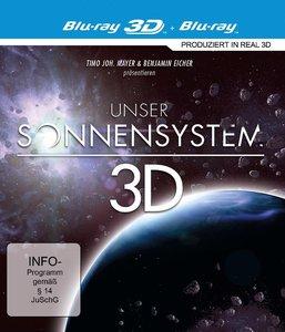 Unser Sonnensystem 3D