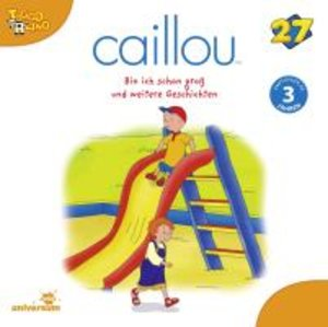 Caillou 27 Audio