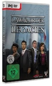 Law & Order Legacies - Episode 1-7