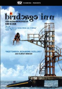 The Birdcage Inn-Das Blaue T