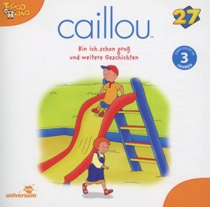 Caillou 27 Audio