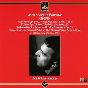 Ashkenazy in Warschau