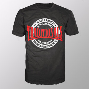 Authority (Shirt L/Black)