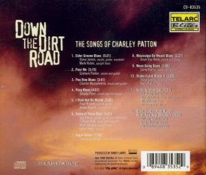 Down The Dirt Road-The Songs