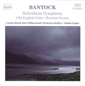 Hebridean Symphony/Old English