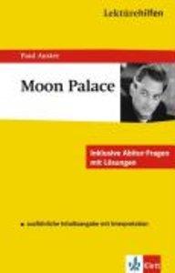 Lektürehilfen Englisch. Moon Palace