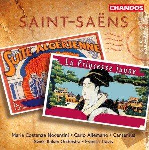 La Princesse Jaune/Suite Alger