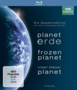 Planet Erde/Frozen Planet/Unser Blau