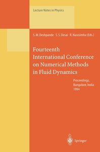 Fourteenth International Conference on Numerical Methods in Flui