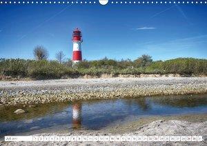 Schleswig-Holsteins Norden (Wandkalender 2017 DIN A3 quer)