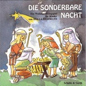 Playback-CD Die sonderbare Nacht