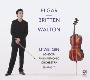 Elgar and Walton Cello Concertos