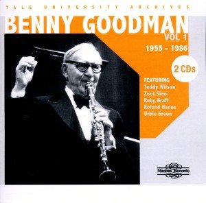 Benny Goodman Vol.1/1955-1986