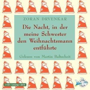 Zoran Drvenkar:Die Nacht,In Der Meine Schwester...