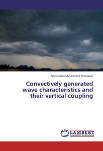 Convectively generated wave characteristics and their vertical c