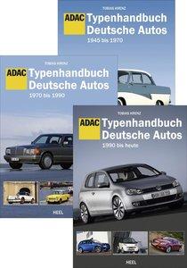 ADAC: Typenhandbuch Deutsche Autos