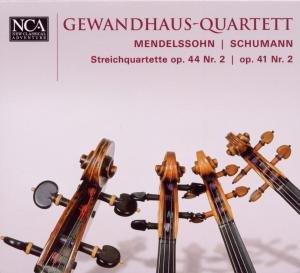 Streichquartette op.44,2/op.41,2
