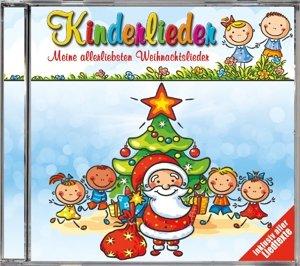 Kinderlieder-Meine allerliebsten Weihnachtslieder