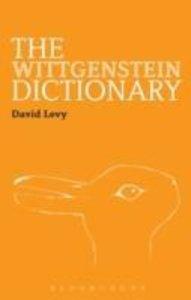 The Wittgenstein Dictionary