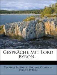 Gespräche mit Lord Byron.