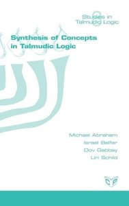 Synthesis of Concepts in the Talmud