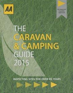 AA Caravan & Camping Guide Britain