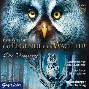 Die Legende der Wächter 14: Die Verbannung