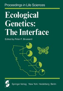 Ecological Genetics