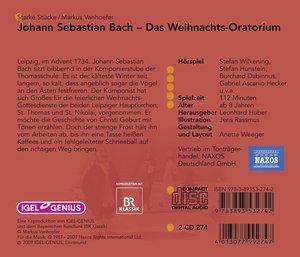 Starke Stücke 04. Johann Sebastian Bach: Das Weihnachts-Oratoriu