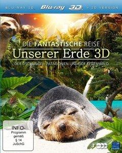 Die Fantastische Reise unserer Erde 3D