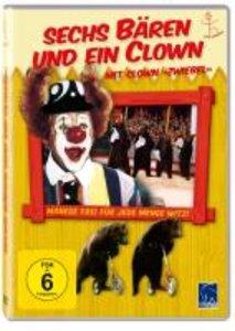 Sechs Bären und ein Clown