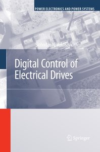 Digital Control of Electrical Drives
