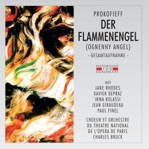 Der Flammenengel (Ognenny Angel) (GA)