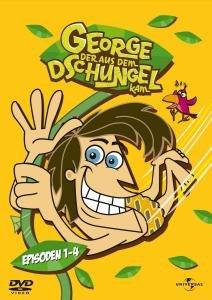 George,Der aus dem Dschungel Kam 1-4